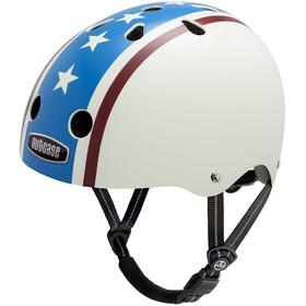Nutcase Street hjelm Blå/Hvit